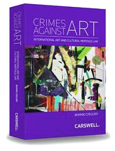 Crimes Against Art by Bonnie Czegledi